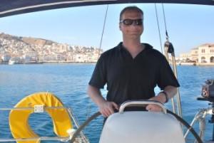 Skipper in Croatia